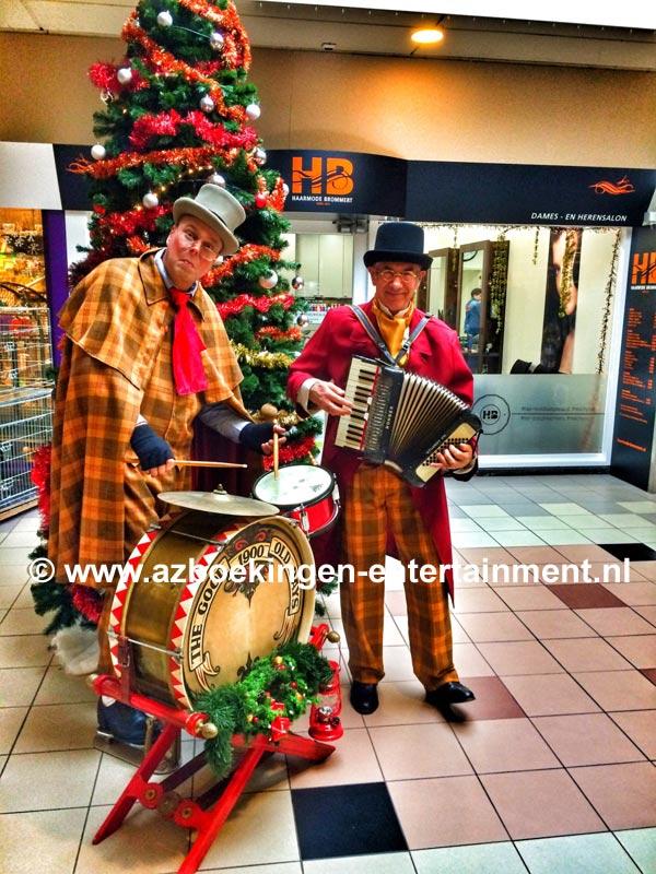 Dickens Duo Kerstmuziek