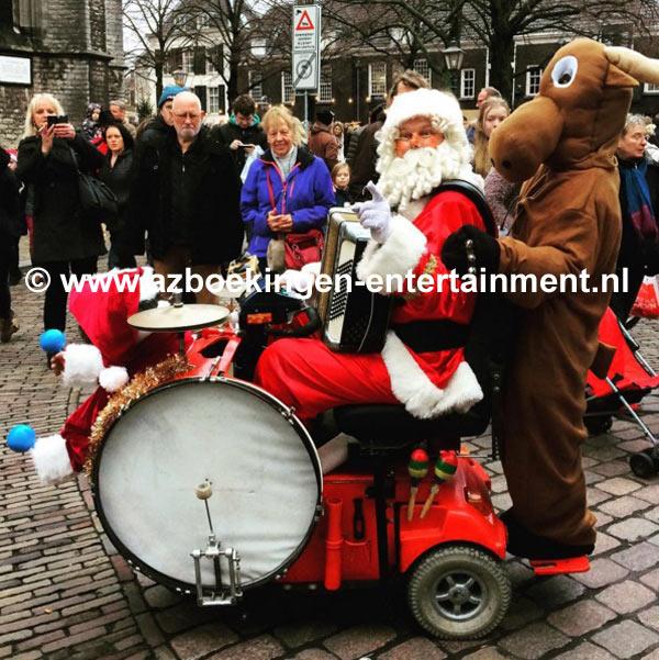 Mixie-Miniband-Kerstman