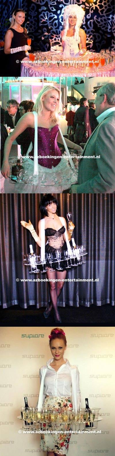 Champagne Dames