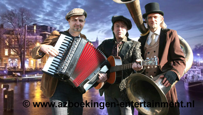 Dickens Trio