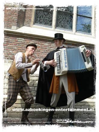 Dickens Duet