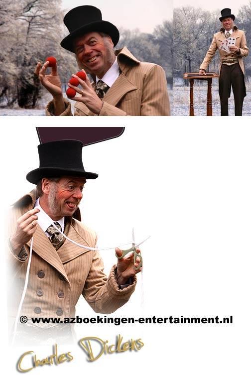 Dickens Goochelaar