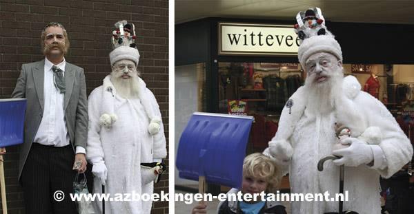 IJskoning en Dagobert Scrooge