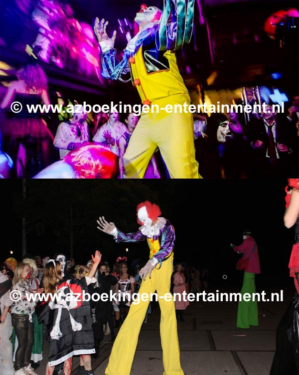 Halloween It Clown