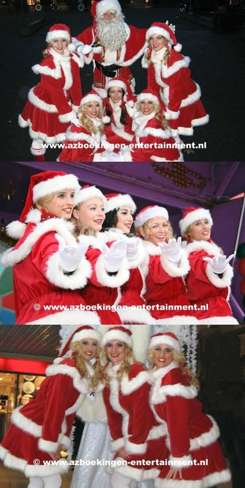 Kerstbunnies