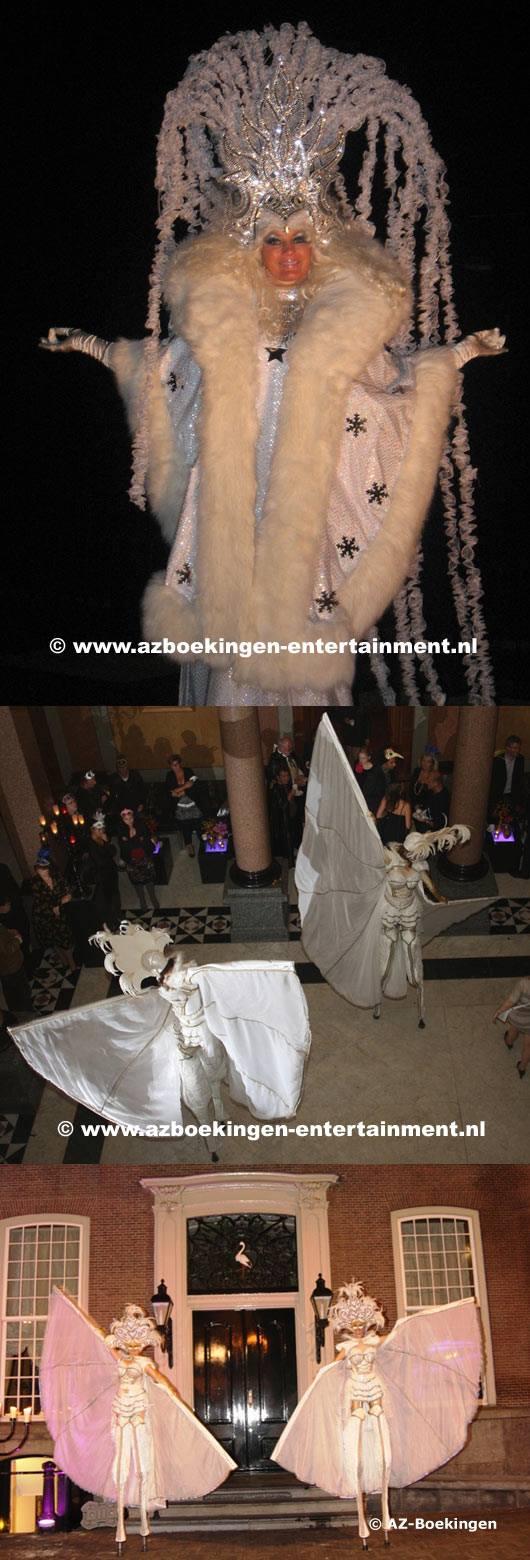 Venetian White Angel