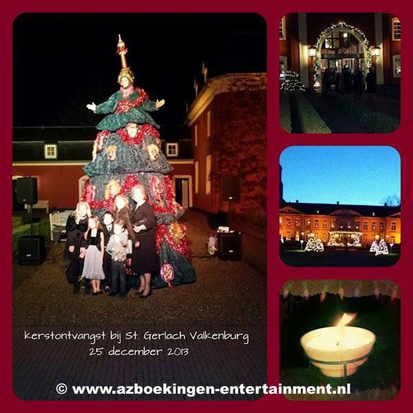 De Zingende Kerstboom