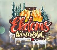 Ekdoms winterbarbeque 2017 Leeuwarden